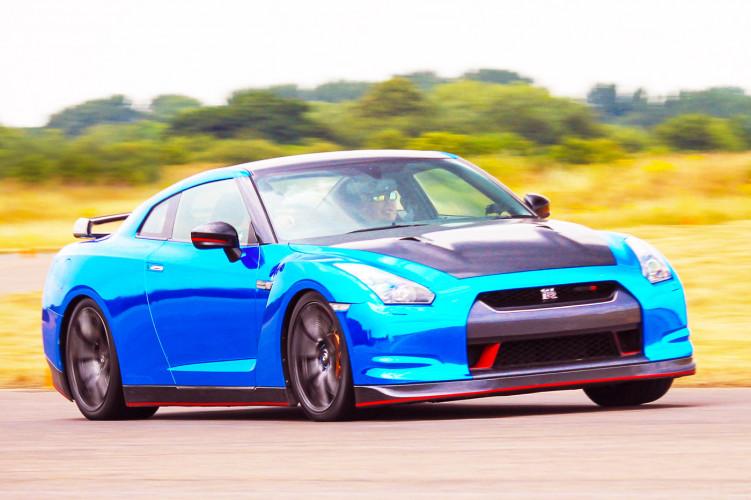 'Furious' GT-R NISMO