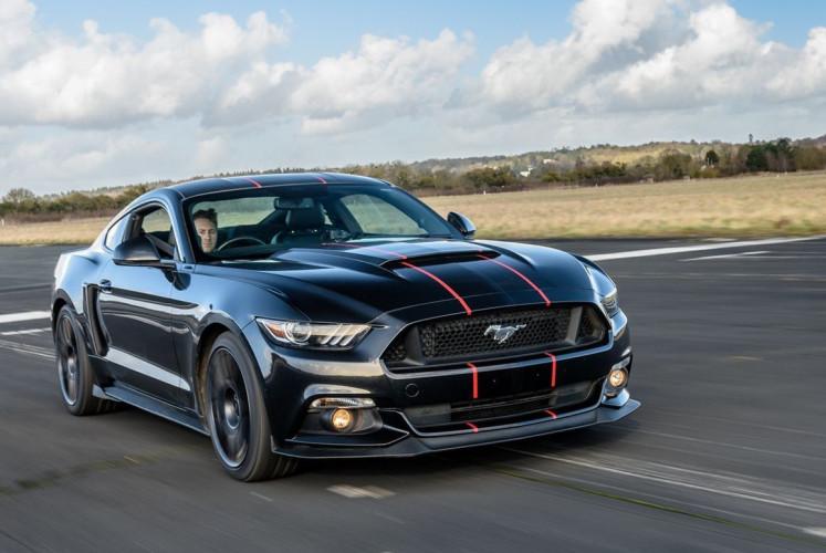 Roush Mustang