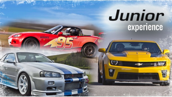 Junior Driving Experience Packages