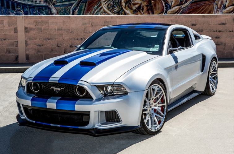 Speed Mustang Cars