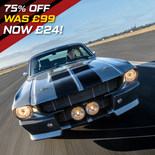 Cyber Monday - Muscle Cars